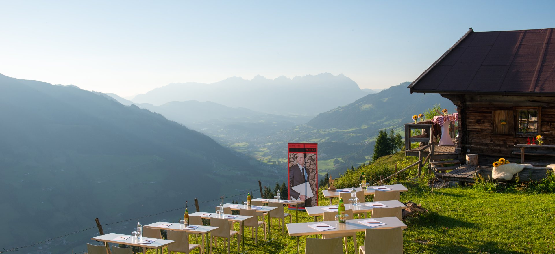 Tagen am Berg - Kitzbühel - © Michael Werlberger