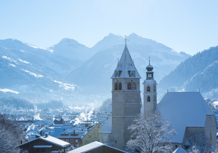 Winter - Kitzbühel - © Michael Werlberger