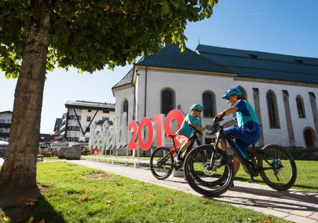 E-Bike Premium Region - Olympiaregion Seefeld
