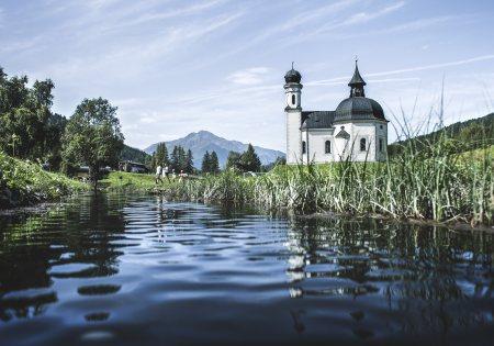 Seekirchl in Seefeld- Olympiaregion Seefeld