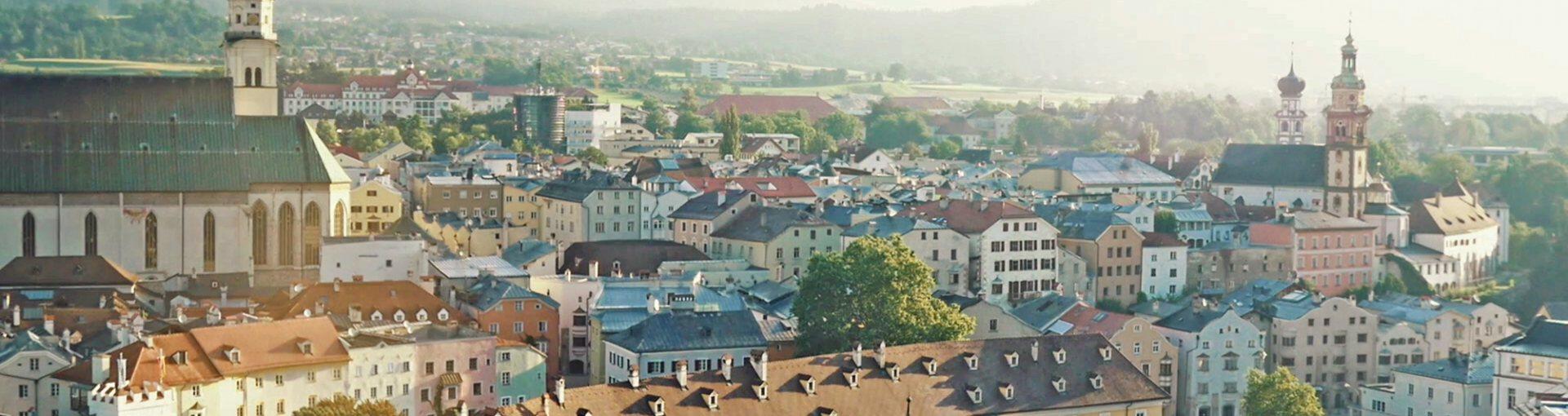 Altstadt Hall- Region Hall-Wattens