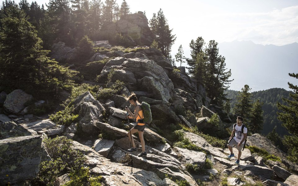 Region Hall Wattens - Wandern Sommer