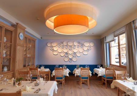 Restaurant - Romantik Hotel der Wiesenhof