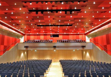 Silbersaal Konzertbestuhlung - SZentrum