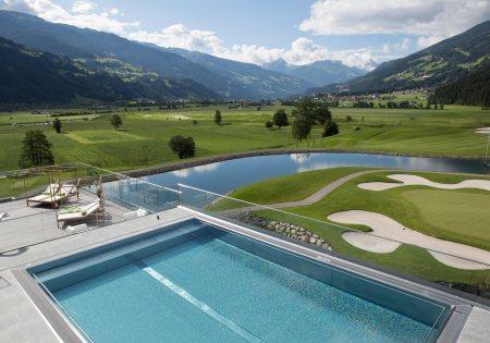 Private Spa Sonnenterrasse - Sportresidenz Zillertal