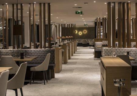 Hotelrestaurant - Sportresort Hohe Salve © Lukas Rubisoier