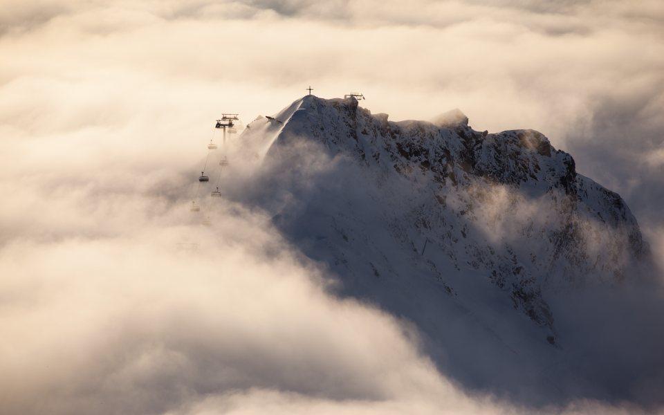 St. Anton am Arlberg © Damian Cromwell