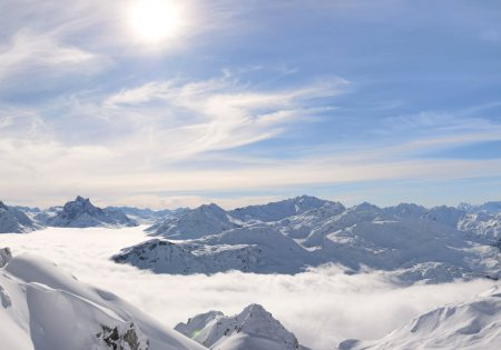 St. Anton am Arlberg © Sepp Mallaun