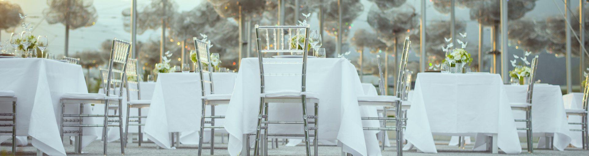 Dinner unter dem Kristallhimmel - Swarovski Kristallwelten