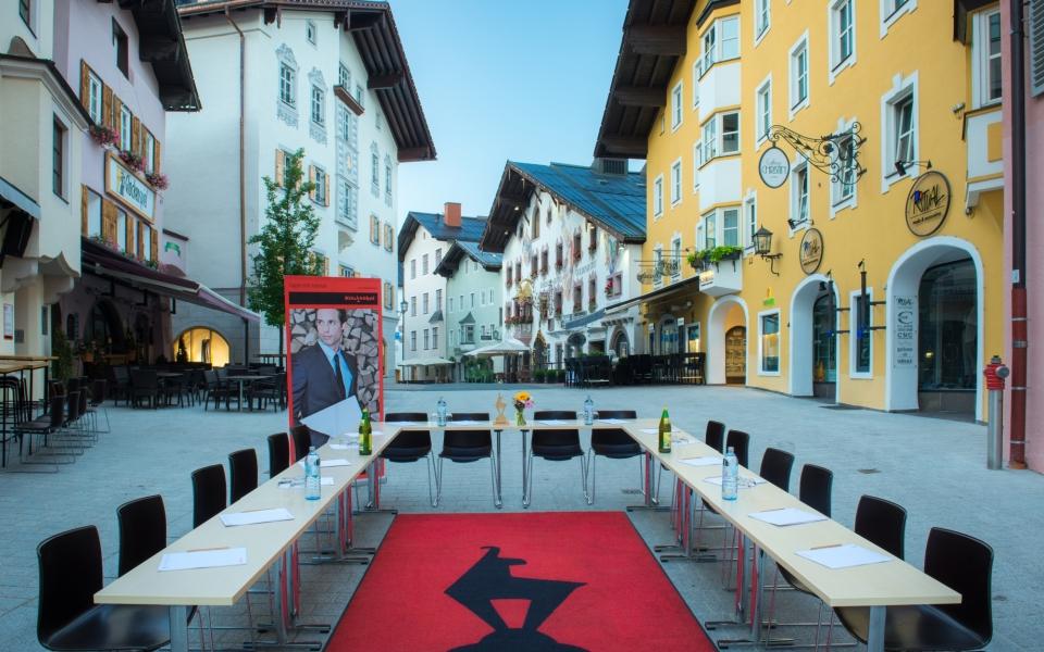 Tagen in Kitzbühel © Michael Werlberger