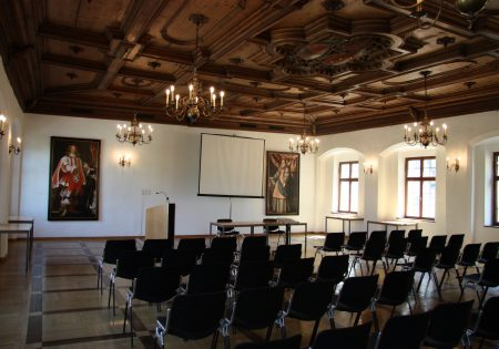 Claudiasaal - Universität Innsbruck