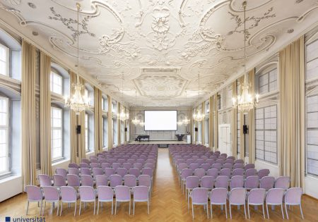 Theologie Kaiser-Leopold-Saal - Universität Innsbruck