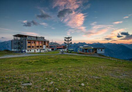Venet Gipfelhütte © Alex Rinner