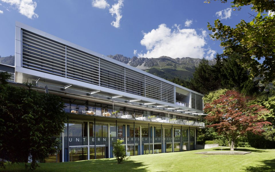 Außenansicht Eventcenter Villa Blanka