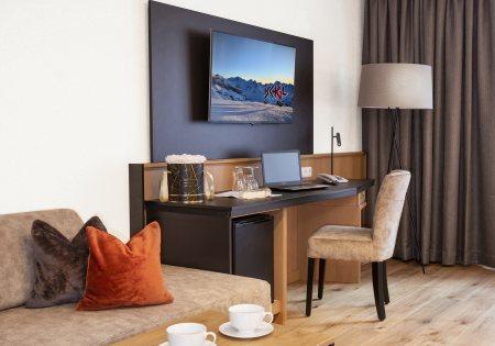 Zimmer © Hotel Seiblishof