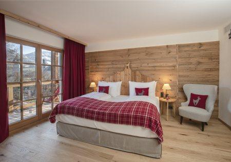 Zimmer © Hotel Kitzhof