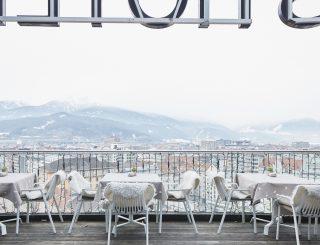 Terrasse - aDLERS Hotel © David Schreyer
