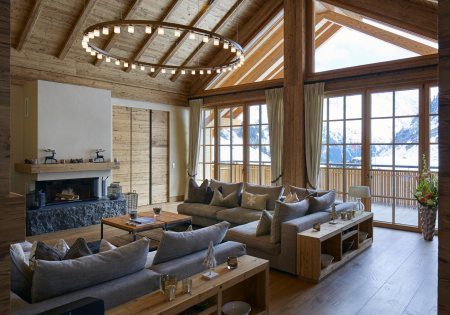 Chalet Suiten - arlberg1800 © David Churchill