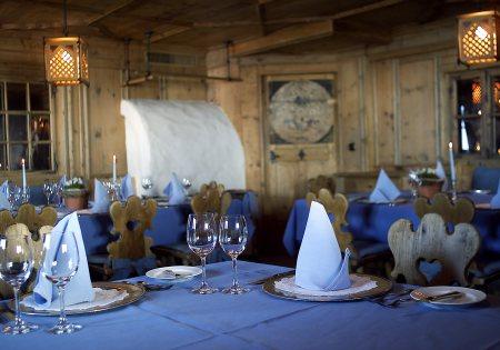 Hopiz Alm Restaurant - Walserstube - arlberg1800 RESORT