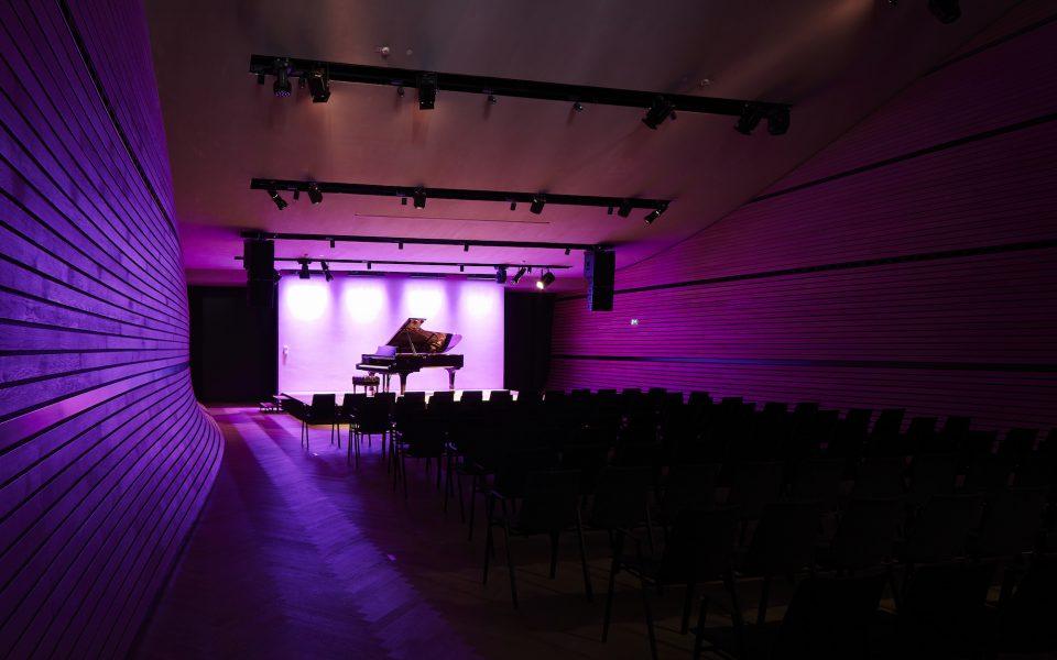 Konzerthalle - arlberg1800 © David Schreyer