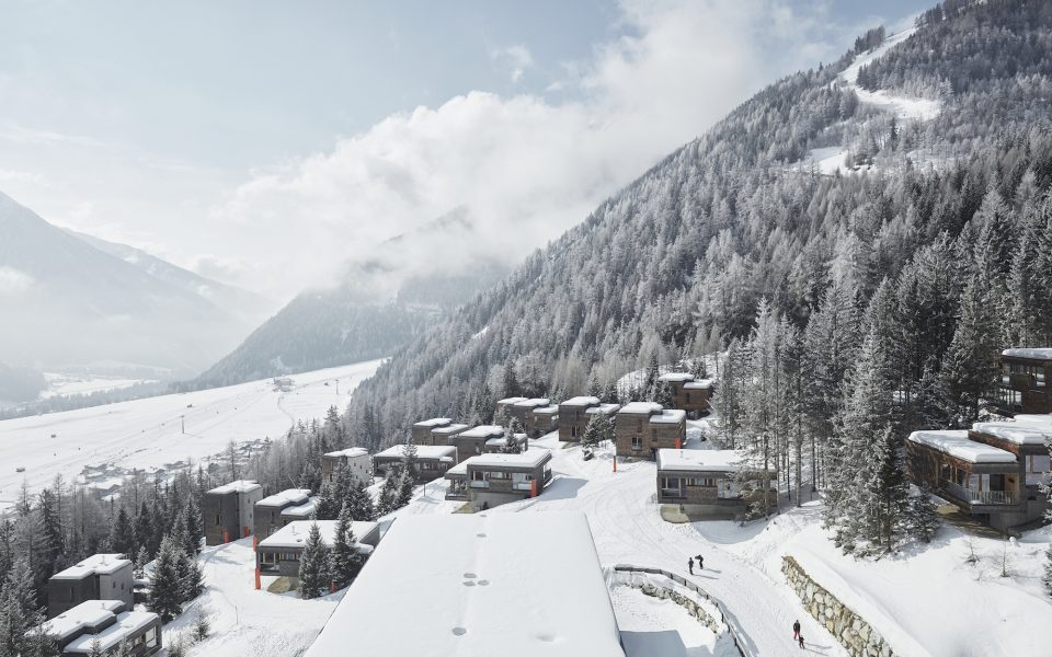 Chaletdorf Winter - Gradonna Mountain Resort © David Schreyer