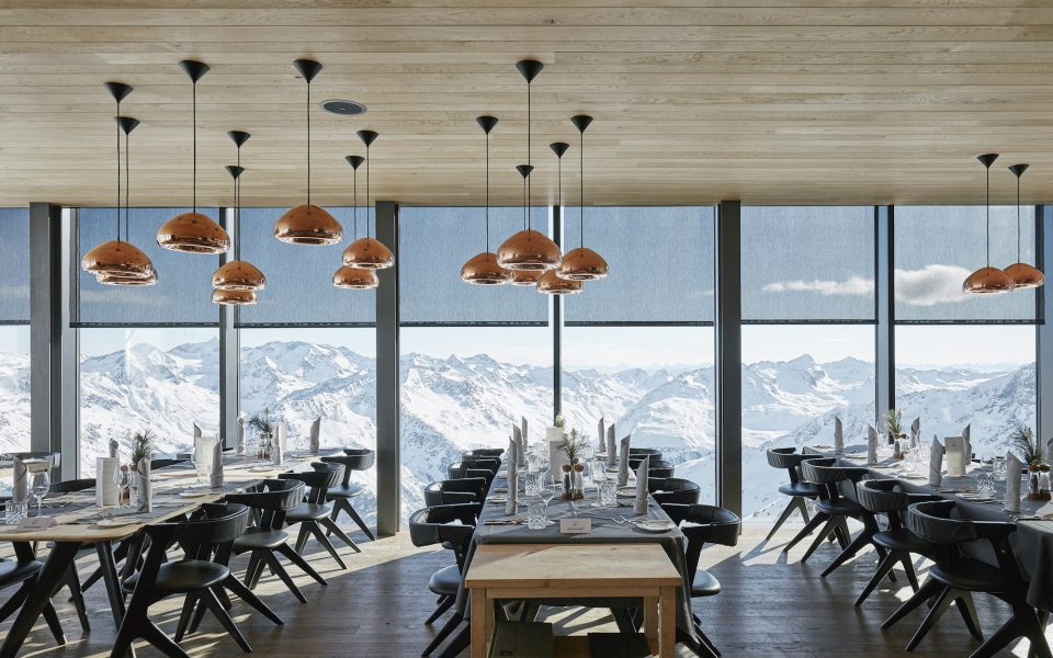 ice Q Restaurant © Schreyer David