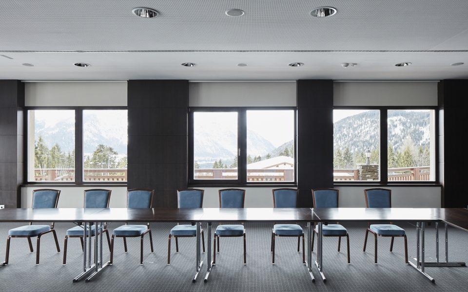 Tagungsraum - Interalpen-Hotel Tyrol © David Schreyer