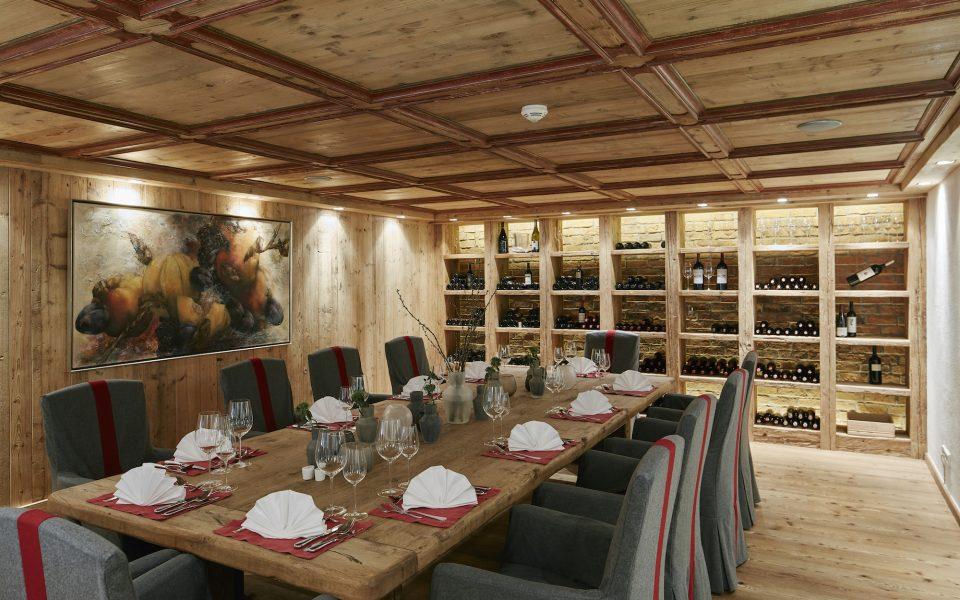 restaurant - Kitzhof © David Schreyer