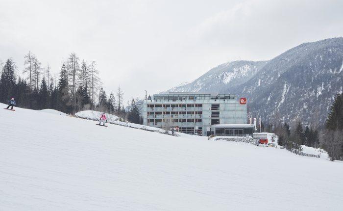 Außenansicht Winter - MyTirol © David Schreyer