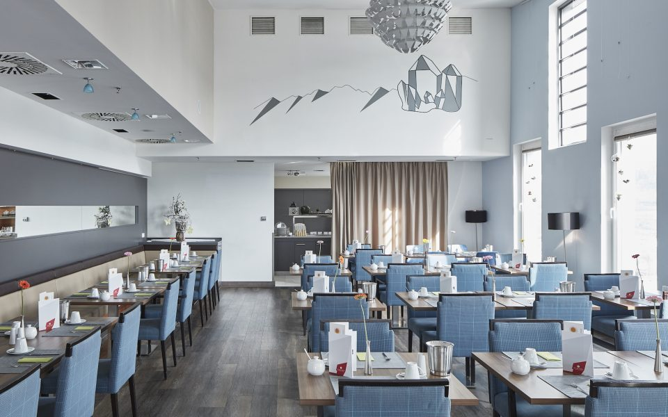 Restaurant - Hotel Ramada © David Schreyer