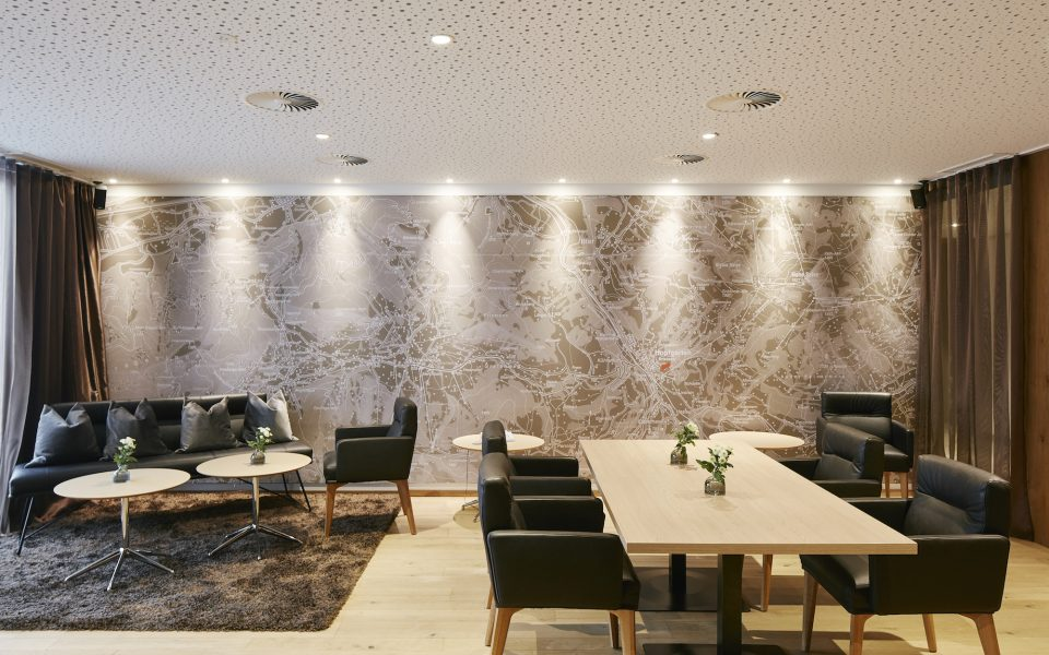 restaurant - Sportresort Hohe Salve © David Schreyer