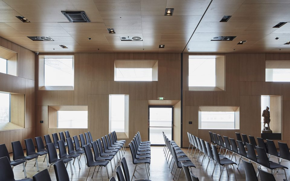 Kongress - SZentrum © David Schreyer