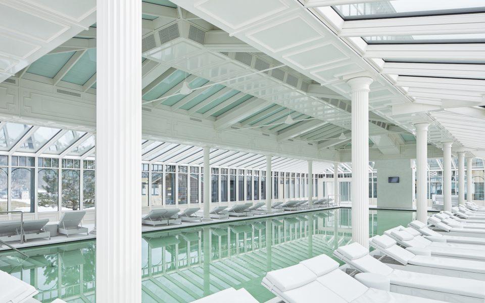 Badehaus - Romantik Hotel der Wiesenhof © David Schreyer