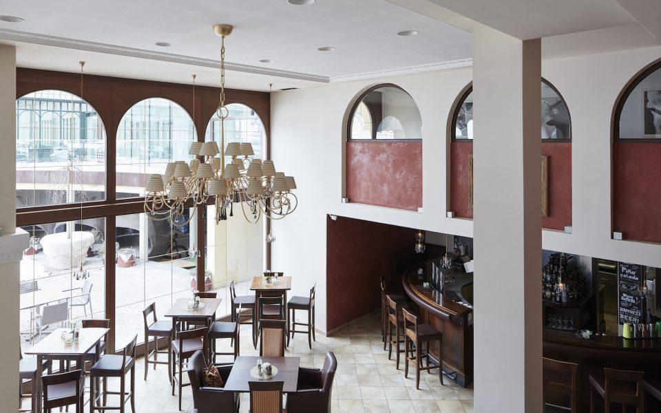 Lobby - Romantik Hotel der Wiesenhof © David Schreyer