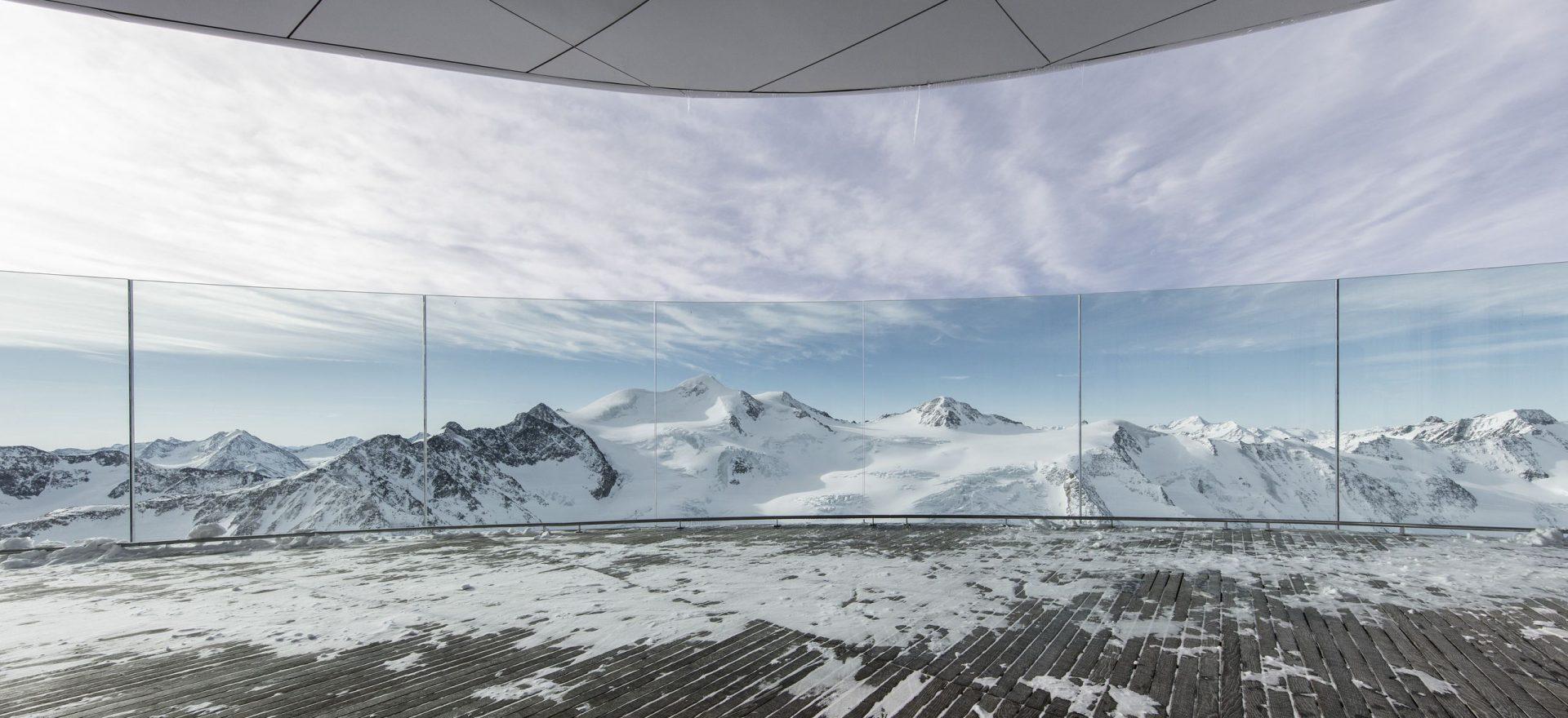 Wildspitzbahn Pitztal © Tirol Werbung / Sailer Gregor
