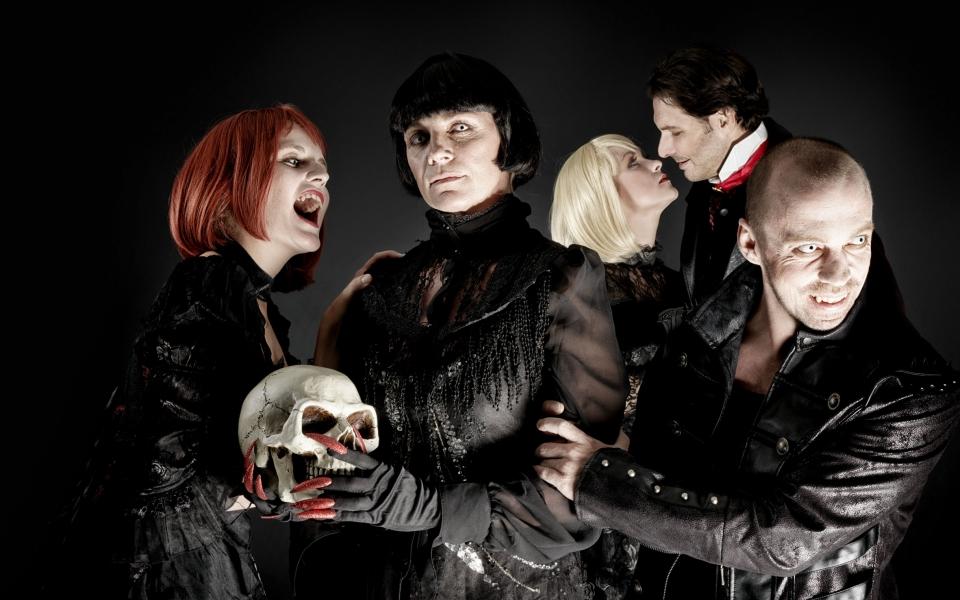 Vampirdinner - Gastrotheater