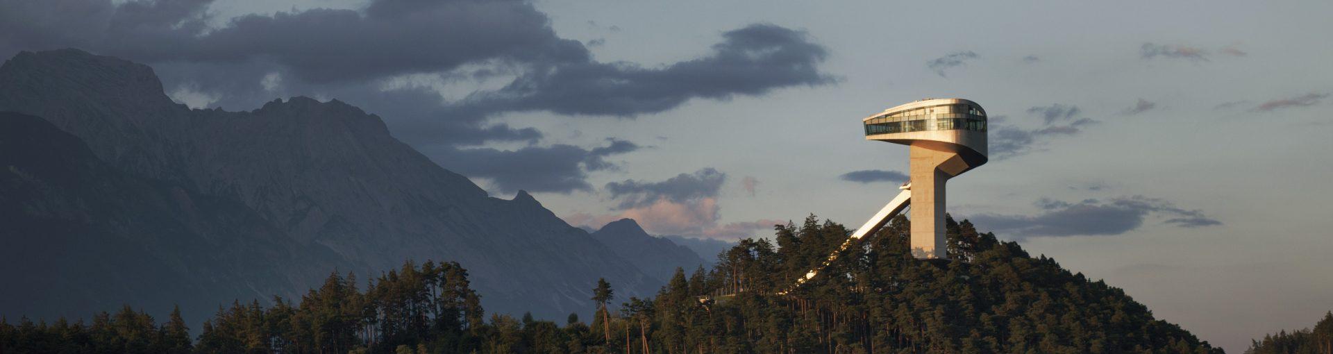 Bergisel, Innsbruck ©Tirol Werbung-Kathrein Verena
