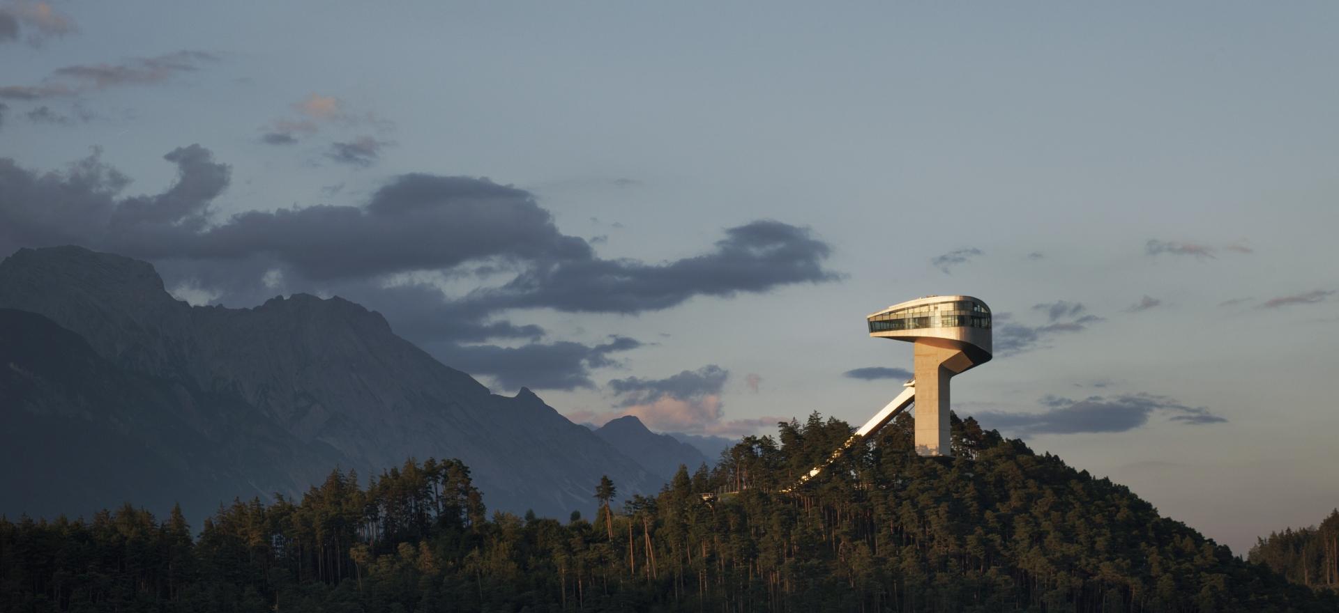 Bergisel, Innsbruck © Tirol Werbung-Kathrein Verena