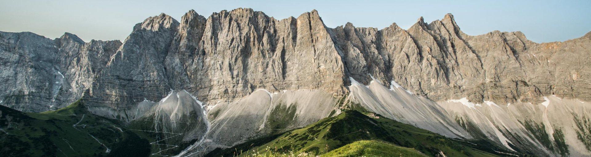 Bergsilhouette © Heinz Zak