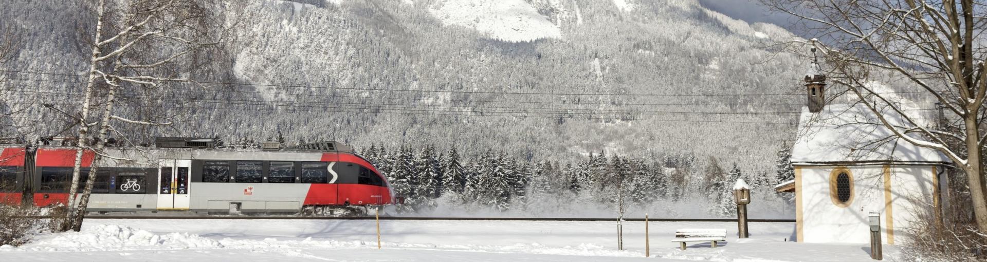 Anreise nach Tirol ©Tirol Werbung - Pupeter Robert