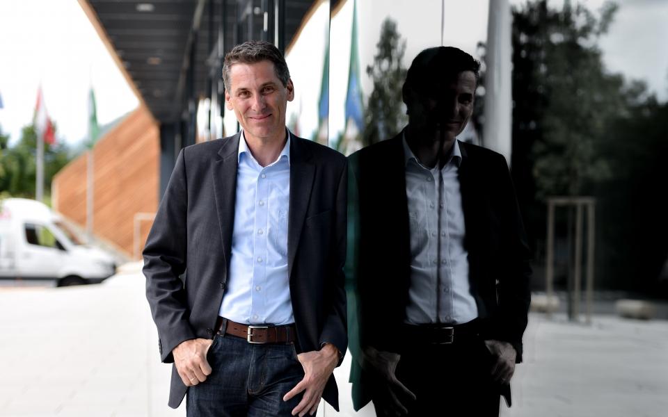 Georg Hechenblaikner - Geschäftsführer CCA © Griessenboeck