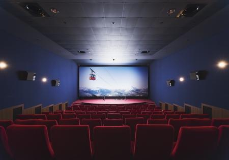 Olympia Sport- und Kongresszentrum - Kinosaal ©Andre Schoenherr