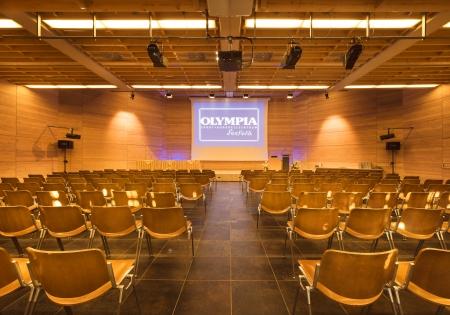 Olympia Sport- und Kongresszentrum ©Andre Schoenherr