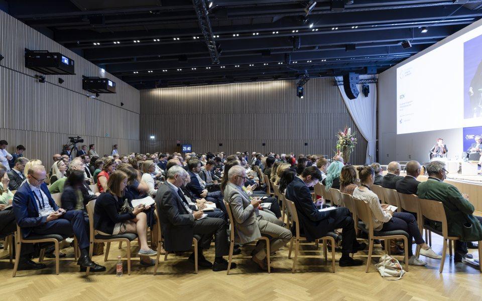 Forum Alpbach 2018 - Plenum CCA © W9