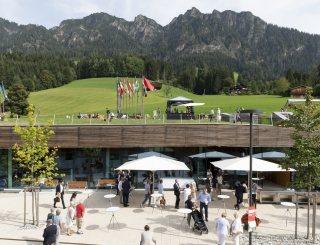 Forum Alpbach 2018 - Frontansicht © W9