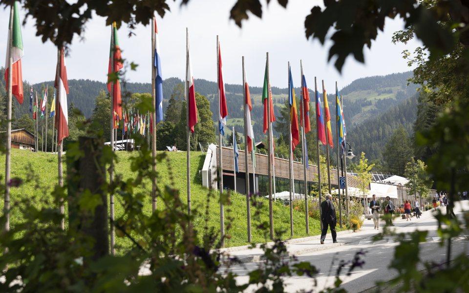 Forum Alpbach 2018 - Tagen in der Natur © W9