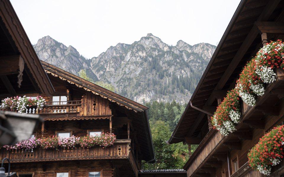 Forum Alpbach 2018 - Beherbergung Alpbach © W9