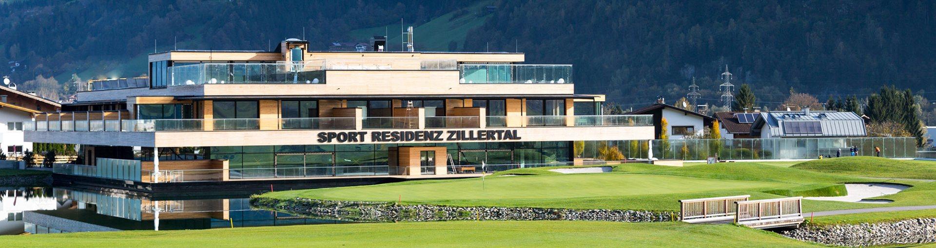 Sportresidenz Zillertal © Erste Ferienregion im Zillertal