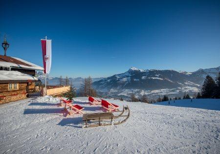 Winter auf der Seidlalm © Michael Werlberger