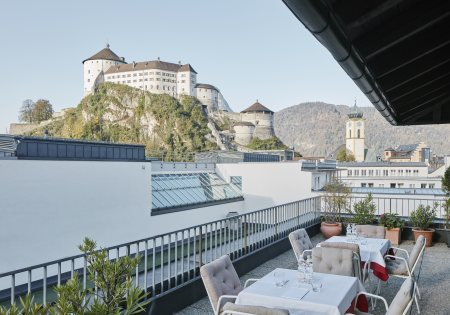 Hotel Andreas Hofer & Festung Kufstein © David Schreyer